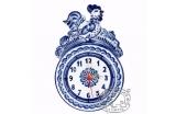Часы Петух