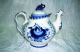 Чайник Голубая Рапсодия